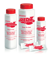 Safetec 41103 Red Z 15 Ounce Spill Control Solidifier