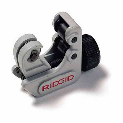 Ridged 103 1/2 Inch Close Quarters Tubing Cutter