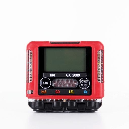 RKI Instruments,  Confined Space 4-Gas Monitor, GX-2009