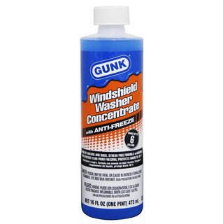 RS Gunk  M516 Windshield  Washing Fluid W / Anti Freeze