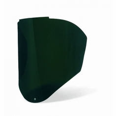 S8565 Polycarbonate Visor Shade 5.0, Uncoated