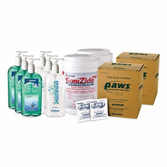 Safetec 17258 Facility Hygiene Kit