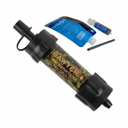 Sawyer SP128 Mini Water Filtration System