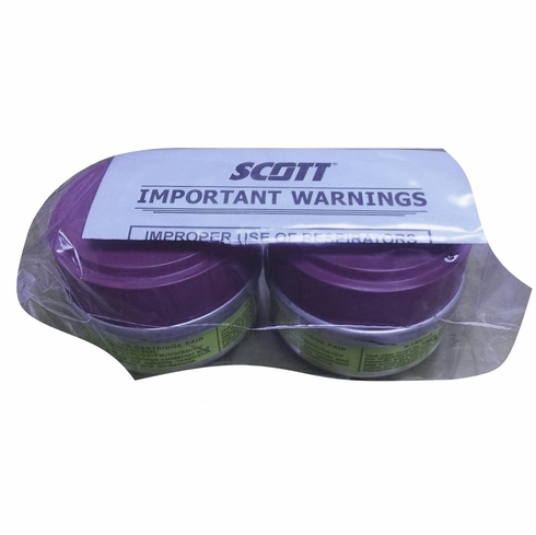 "Scott, Air Purifying Respirator Cartridges, 642-OA-P100 ""This Item is Discontinued"""