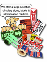 Sign's, Label's & Tags