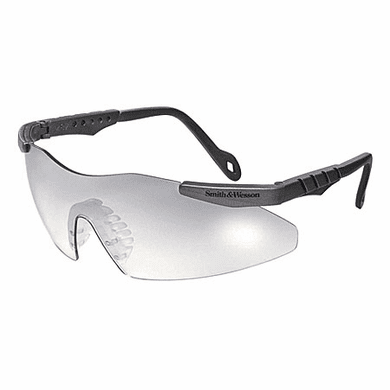 Smith And Wesson SW155GRIOI Dark Metallic Gray Frame Indoor Outdoor Fog Free Lens