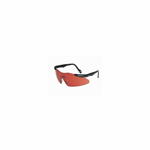 Smith & Wesson Safety Eyewear, Magnum 3G Red SW152-PCCBI