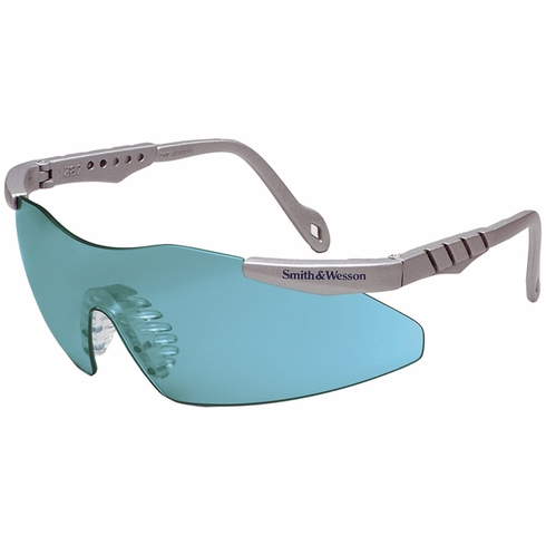 Smith & Wesson Safety Eyewear, Magnum 3G Teal SW152-TI