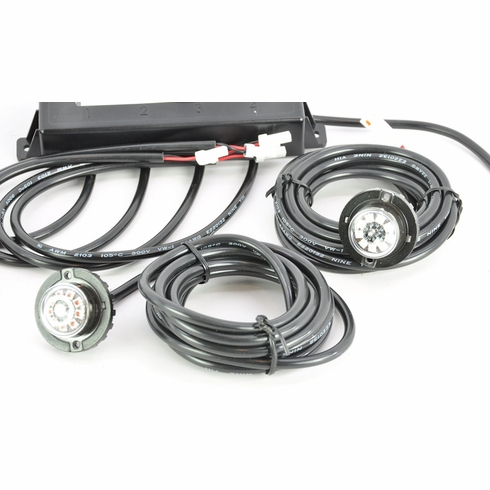 SNM EHAW94 4 LED Hide Away Strobe Light Kit