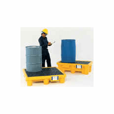 Spill Containment Pallets And Trays