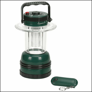 Stansport 126-100 LED Tube Remote Control Lantern