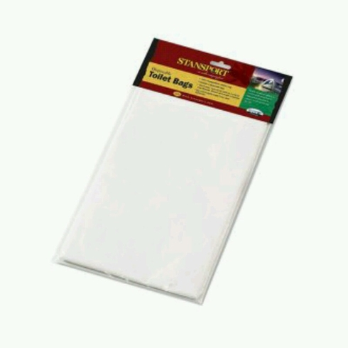 Stansport, 272 Plastic Replacement Toilet Bags