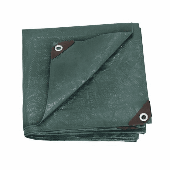 Stansport, T-1012 Rip Stop Reinforced Multipurpose Tarp - Green