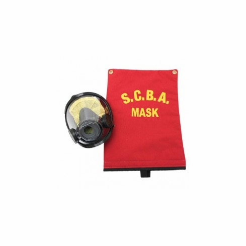 Strike Team 50011 Fire Gear,SCBA Mask Bag
