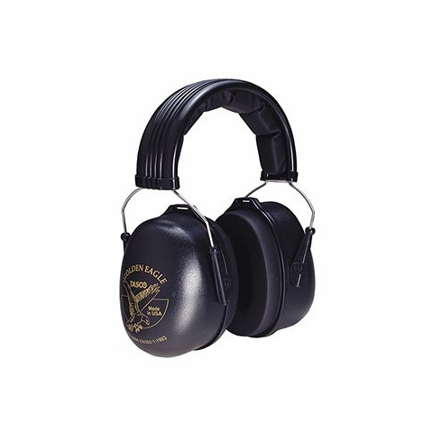 Tasco 2950 Golden Eagle Headband Model Ear Muffs