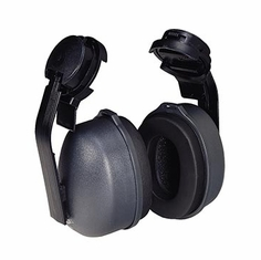 Tasco Sound Shield Hard Hat Model Dielectric Ear Muffs, Item # 2800 Low frequency performance and very low standard deviations Soft-Seal