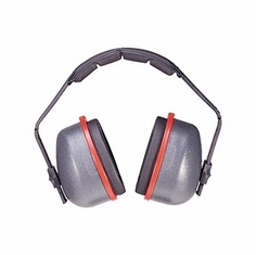 Tasco T2900 Sound Shield Earmuffs has Outstanding low frequency performance Soft-Seal.