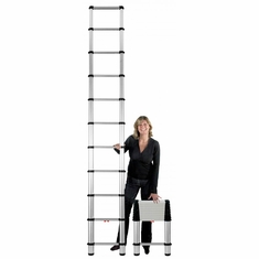 Telesteps 1400E 14 Foot Extension Ladder
