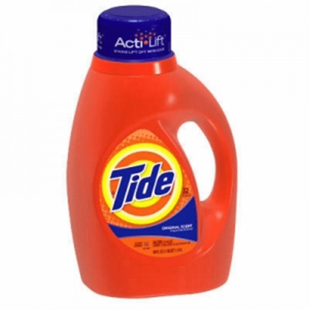 Tide 13878 50 oz. Original Scent Liquid Laundry Detergent