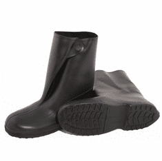 Tingley 1400 Work Rubber Overshoe, 10 Inch Height
