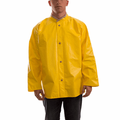 Tingley J32007 American Jacket Yellow Storm Fly Front