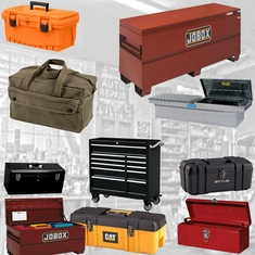 Tool Storage and Boxes