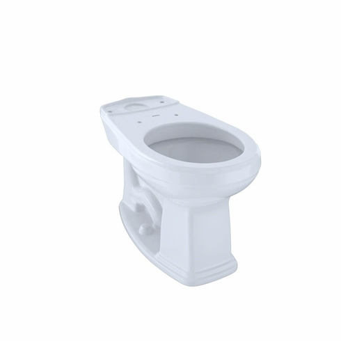 Toto C404CUFG#01 Promenade Bowl Only Universal Height Toilet Bowl White