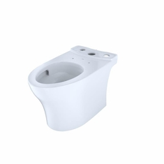 Toto CT446CUG#01 Cotton White Aquia Elongated Front Bowl
