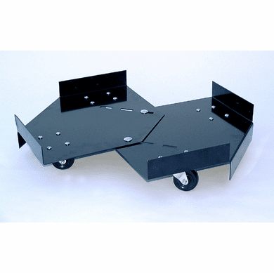 ULTRATECH 0417 Dolly For Ultra-Drum Trays And ULTRATECH Hard Top P1 Plus Spill Palletts