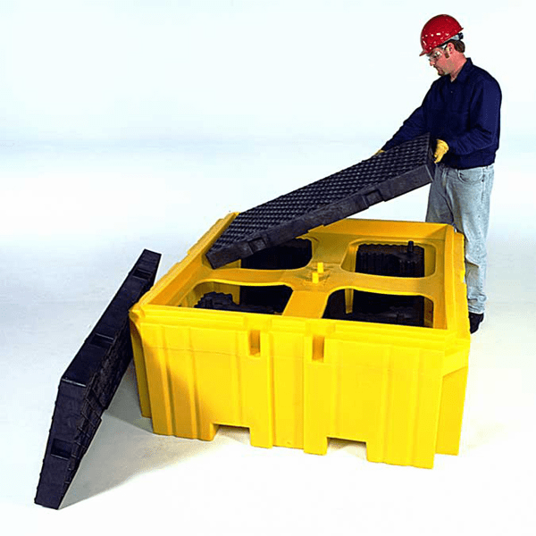 Ultra-IBC Spill Pallet Plus