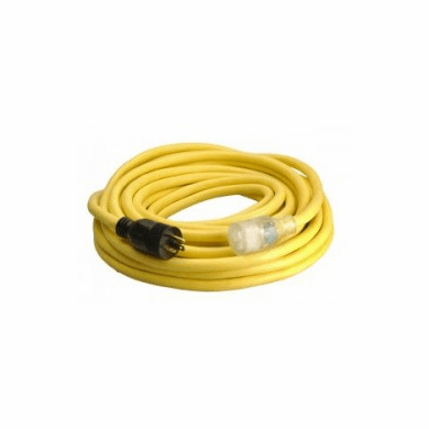 Ultra-Power 10g  Generator Cord, 10/3 SJTOW 5-20P to Lighted 5-20R,