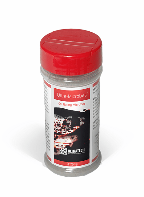 Ultratech 5238 6 and 28 Ounce Ultra Microbes Shakers