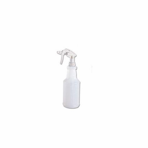 Unisan, UNS-165 16 oz. Plastic Bottles With Sprayer