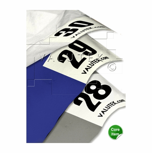 """Valutek, VT18454P30L Cleanroom Adhesive Sticky Mats - 18"""" X 45"""" / 120 Sheets"""