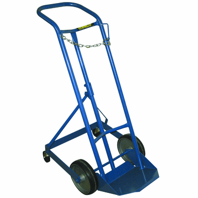 Wesco 210123 Professional Series Gas Cylinder Truck Blue