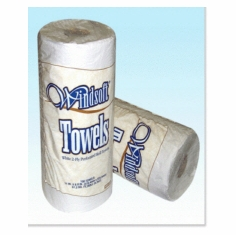 Windsoft WIN1220-85, 2 Ply Perferated Roll Towels