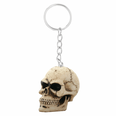 YTC 8388 Resin Skull Key chains