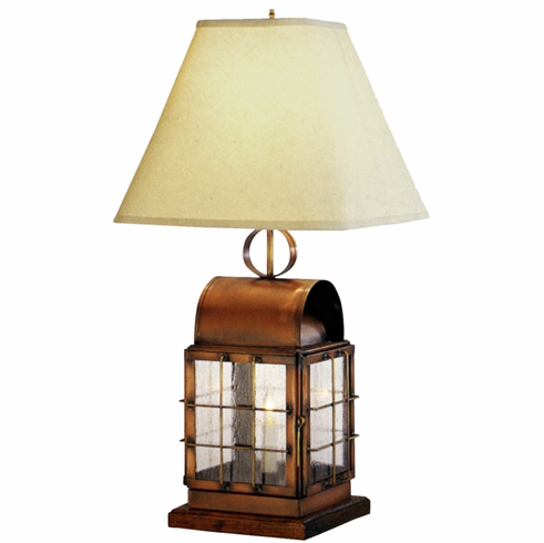 Exceptionnel Back Bay Nautical Table Lamp