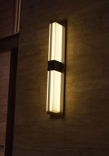 Ideations LED Wall Sconce Outdoor Lighting