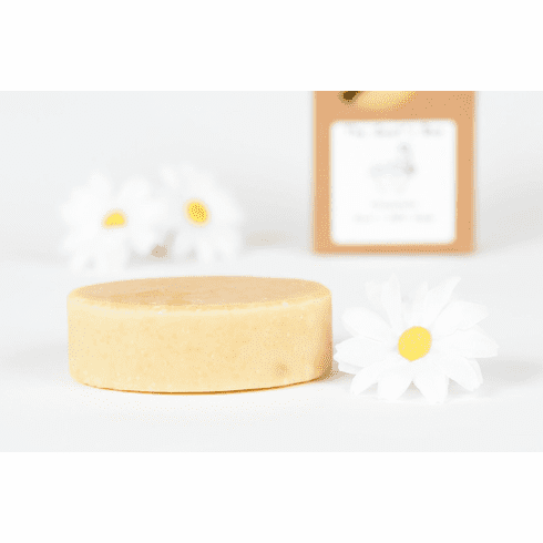 Chamomile Goat's Milk Soap - Unscented