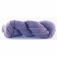 Clun Forest Wool 2 Ply Sport Weight - Light Purple Yarn