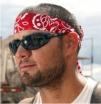 Chill-Its® Neck Cooling Bandanas