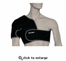 Cold One® Shoulder Ice Compression Wrap