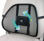Cooling Car Seat Fan