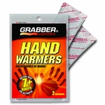 Grabber® Instant Hand Warmers (40 Pair Case)