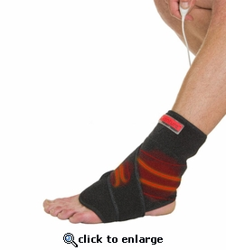 Venture Heat™ At-Home FIR Heat Therapy Ankle Wrap (Only 10 left!)