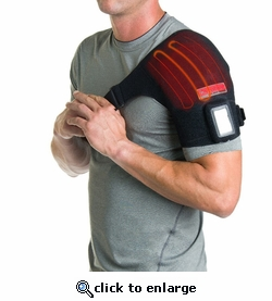 Venture Heat™ Portable FIR Shoulder Heat Therapy (Only 9 left!)