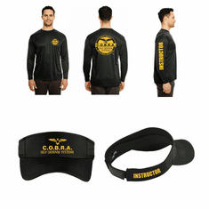 2- Pack Instructor Special; Visor & long Sleeve Dri - Fit