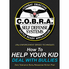 Bully Response Action Program Manual/ DVD and CD-How To Help Your Kids Deal With Bullies