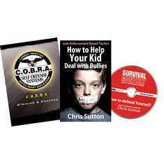 Bully Response Action Program Manual-How To Help Your Kids Deal With Bullies